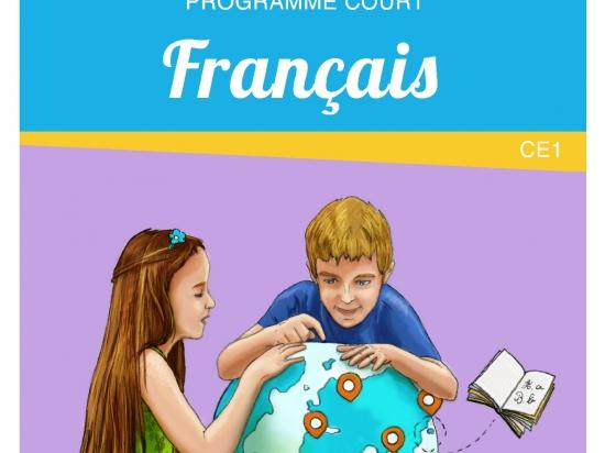 Programme Court Français sans correction - CE1